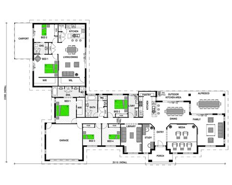 flat plan house plan with flat escortsea