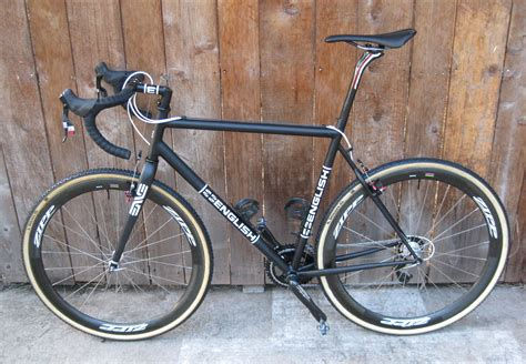 Handmade Cyclocross Bikes - custom cyclocross race bike cycles