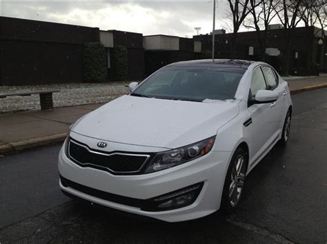 Kia Optima 13 2013 Kia Optima Pictures 2013 Kia Optima 13 U S News