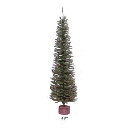 walmart christmas tree bases 4 pine cone artificial tree with wood base unlit walmart