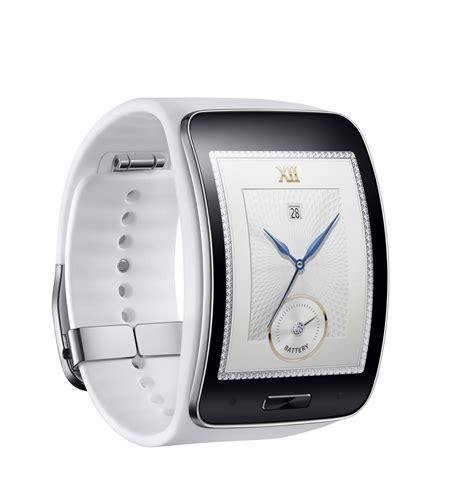 Samsung Smartwatch 3 Samsung Gear S Neue Smartwatch Mit Gebogenem Amoled