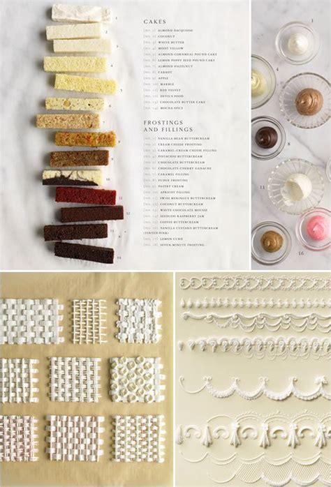 best wedding cake flavors combinations