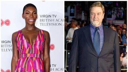michaela coel rwanda john goodman y michaela coel fichan por la nueva serie de
