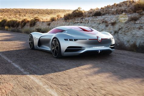 concept renault official renault trezor concept with formula e power
