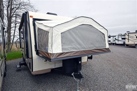 roo awning 2017 rockwood roo 233s hybrid cer by forest river vin