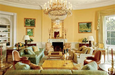 Rooms In White House by Look Inside The Obamas Stylish White House Home Nbc News