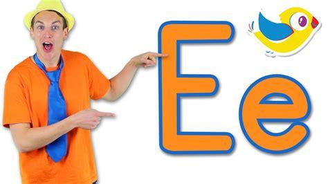 song e the letter e song learn the alphabet youtube