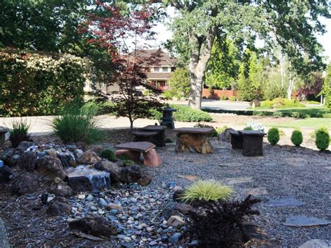 backyard rock garden photo page hgtv