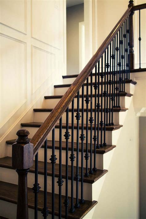 metal stair banisters 25 best ideas about metal balusters on pinterest stair