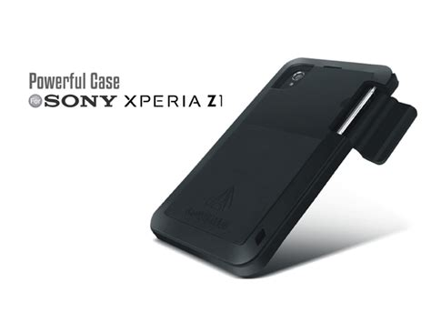 Sony Xperia Z1 Lovemei Powerful mei sony xperia z1 powerful