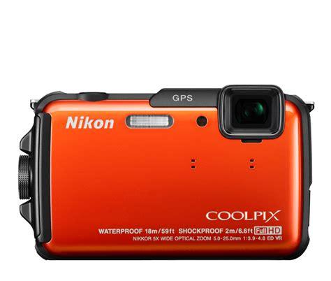 Kamera Underwater Nikon Coolpix c 225 mara digital nikon coolpix aw110 c 225 mara digital a prueba de agua de nikon
