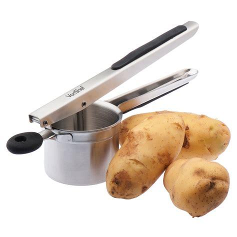 Professional Potato by Vonshef Professional Stainless Steel Mash Potato Ricer