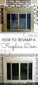 the 25 best ideas about brass fireplace makeover on