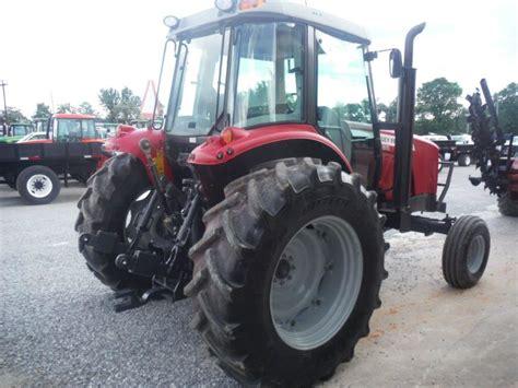 tractor top link bar 2009 massey ferguson 5465 farm tractor s n u069045 3pth