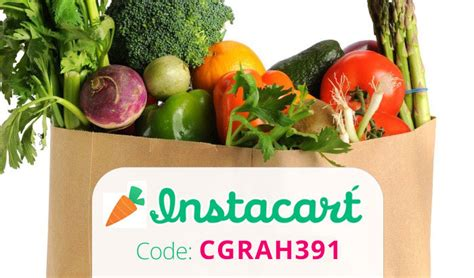 Instacart Gift Card - instacart promo code get 5 off with our unique coupon code deal