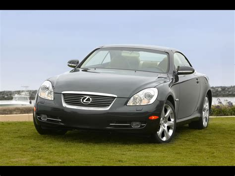 2008 lexus sc 430 pebble beach edition picture number 26173