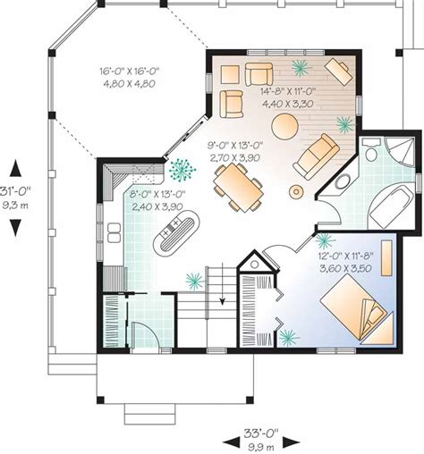 one bedroom cottage house plans one bedroom house designs 301 moved permanently