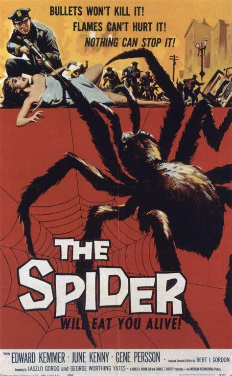 film giant spiders arachnophobia spiders on the screen article horrorpedia