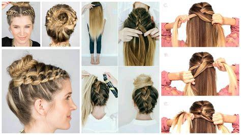 imagenes de varias trenzas realizar trenzas 10 formas diferentes de lograrlas soy moda