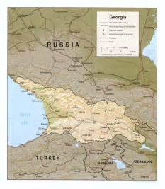 georgias map nationmaster maps of 9 in total
