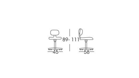Kursi Staff Harga d 980 h indachi daftar harga kursi staff