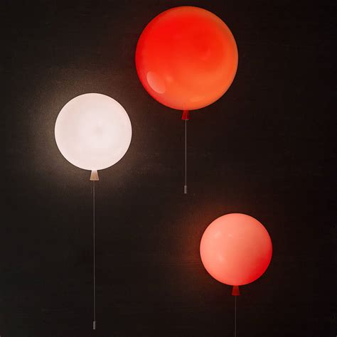 balloon light memory balloon wall light by moncrieff notonthehighstreet