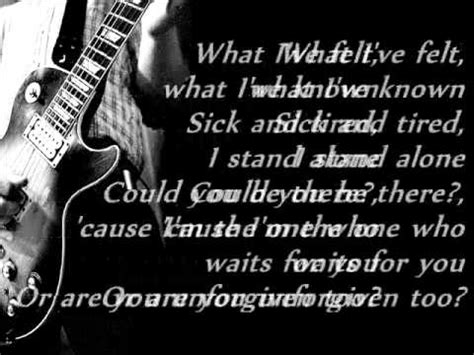 the unforgiven lyrics metallica the unforgiven 2 lyrics