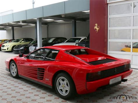Ferrari Singen by Ferrari Testarossa Coup 233 Auto Salon Singen