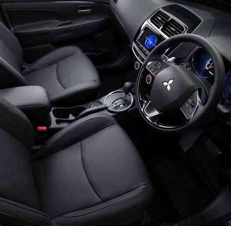 asx mitsubishi 2015 interior central highlands mitsubishi asx best compact suv