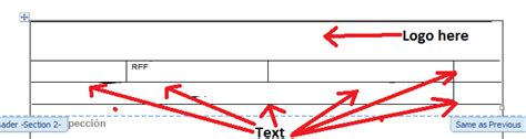 header layout latex header and footer with tables right margin go off the
