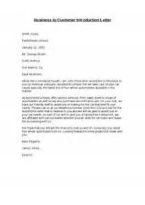 business introduction letter to new clients letter of