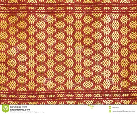 pattern silk fabric pattern of thai silk fabric stock photos image 29465453