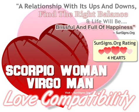 scorpio and virgo marriage virgo and scorpio