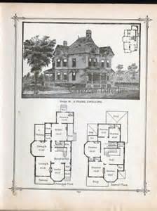 Historic House Plans by Gothic House And Victorian On Pinterest