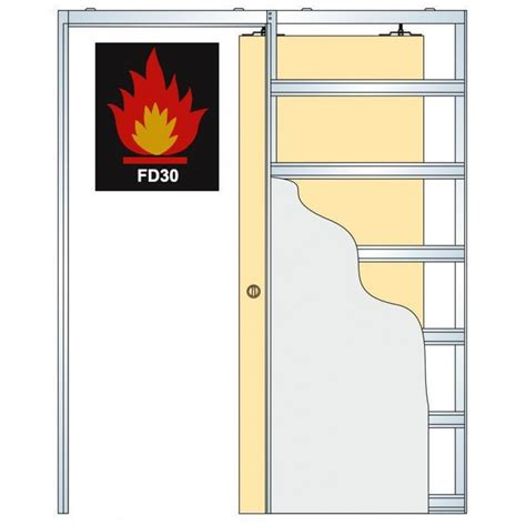 standard stud wall thickness fire rated door door home depot where do i need fire