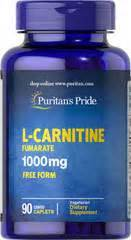 Puritans Pride L Carnitine 500 Mg Pembakar Lemak P Murah l carnitine supplements l carnitine products puritan s pride