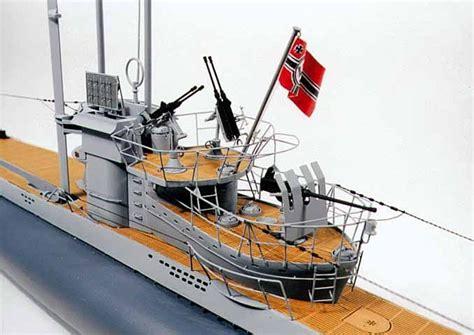 u boat kit german u boat model kits zetta