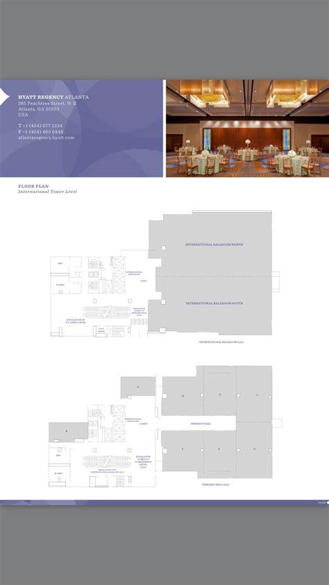 atlanta airport floor plan 21 best atlanta venue floor plans images on pinterest