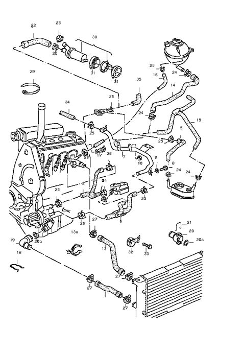 2000 vw passat engine diagram 5 best images of 2004 passat engine diagram 2000 vw