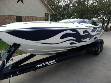 nordic boats for sale in texas 2007 nordic 25 rage powerboat for sale in texas