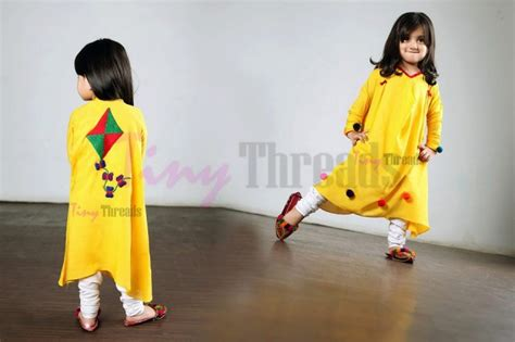 Kids Designs by Summer Kurtas For Baby Girls Kids Kurta Designs