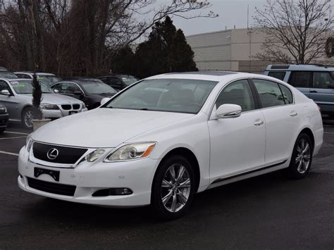 2008 lexus gs 350 on rims used 2008 lexus gs 350 x at saugus auto mall