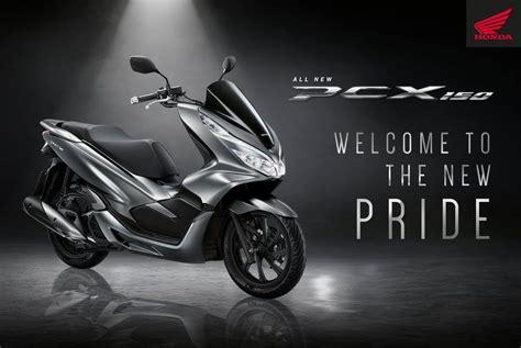 Pcx Thai 2018 by ขอต อนร บส ความภาคภ ม ใจคร งใหม ก บ All New Honda Pcx