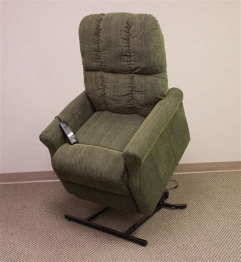 la z boy recliner repair sage green microfiber lift chair with single motor lazy