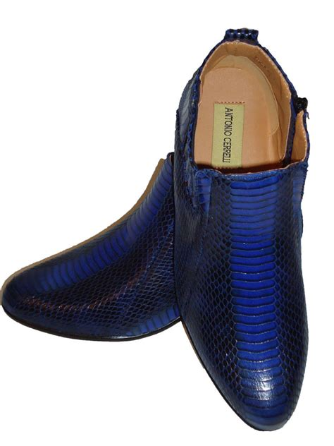 mens dressy boots antonio cerrelli 5159 mens cuban heel dress boots