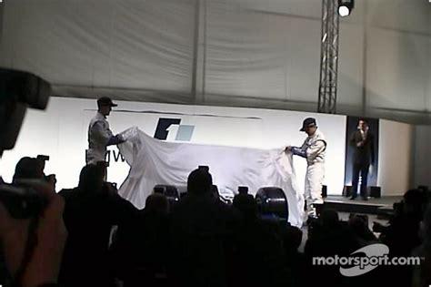 Wheels Williams F1 Fw23 Juan Pablo Montoya ralf schumacher and juan pablo montoya unveiling the fw23