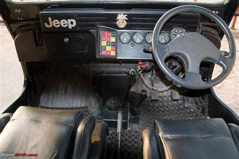 classic jeep interior the gallery for gt mahindra bolero interior modified