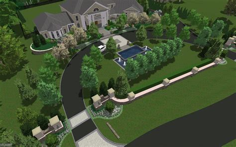 3d landscape design virtual presentation studio presents landvision studio 5708 wheelwright way haymarket va