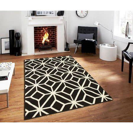 large modern  black moroccan trellis rug area rugs