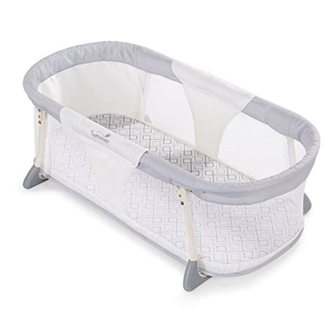 summer infant travel bed new summer baby infant bed bassinet by your side sleeper